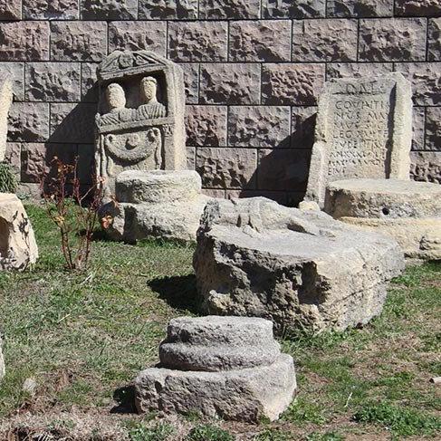 2 bin yıllık eserler, 33 yıl sonra Gümüşhane'ye getirildi