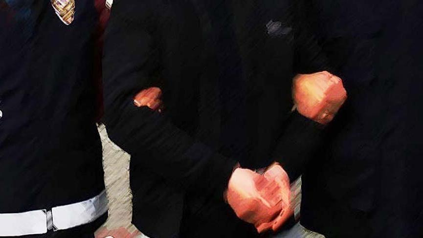 Kırmızı bültenle aranan şüpheli, Yunanistan'da yakalandı!