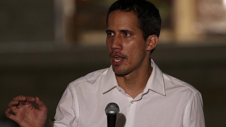 Guaido halkı sokağa dökmek istiyor