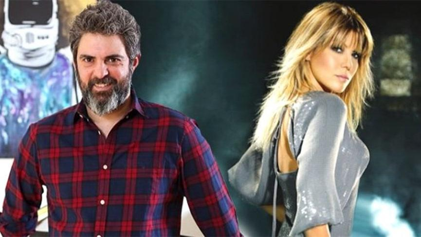 Gülben Ergen, Emre Irmak ile aşk yaşıyor