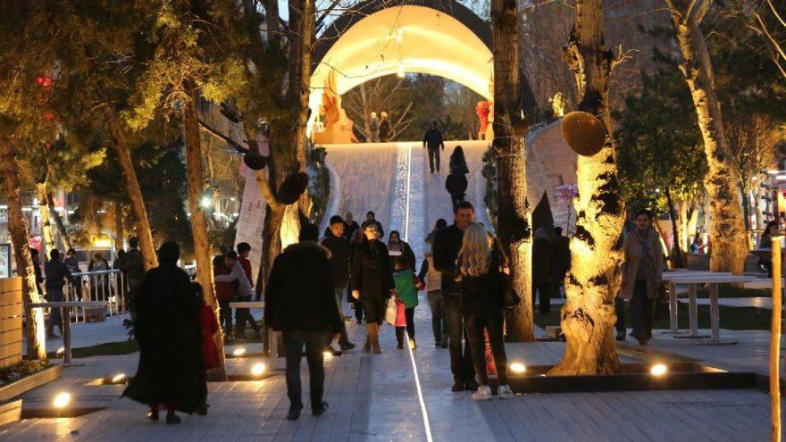 Eskişehir Hamamyolu'na Aydınlatma Tasarımı Ödülü