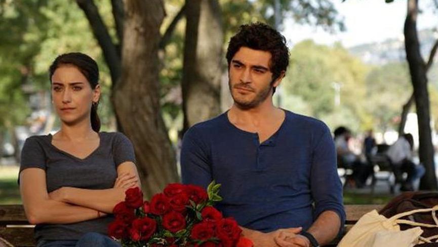 Bizim Hikaye dizi setinde Hazal Kaya ve Burak Deniz arasında kriz çıktı iddiası