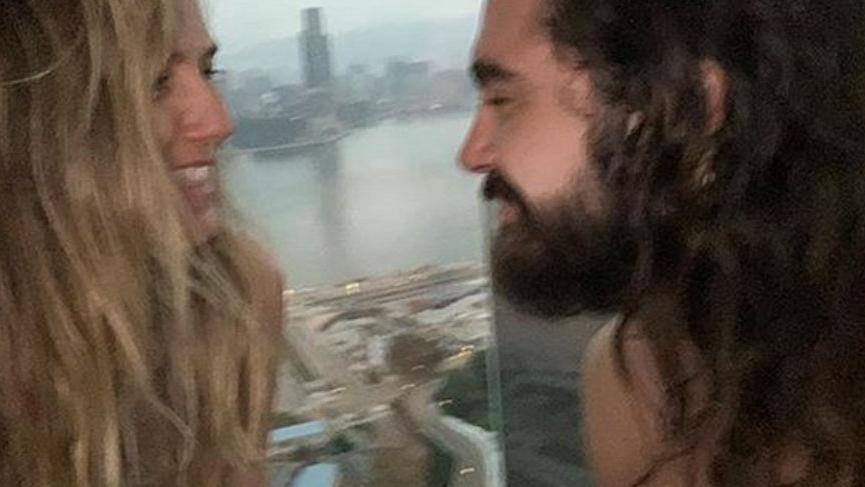 Heidi Klum ve kocasından çıplak paylaşım
