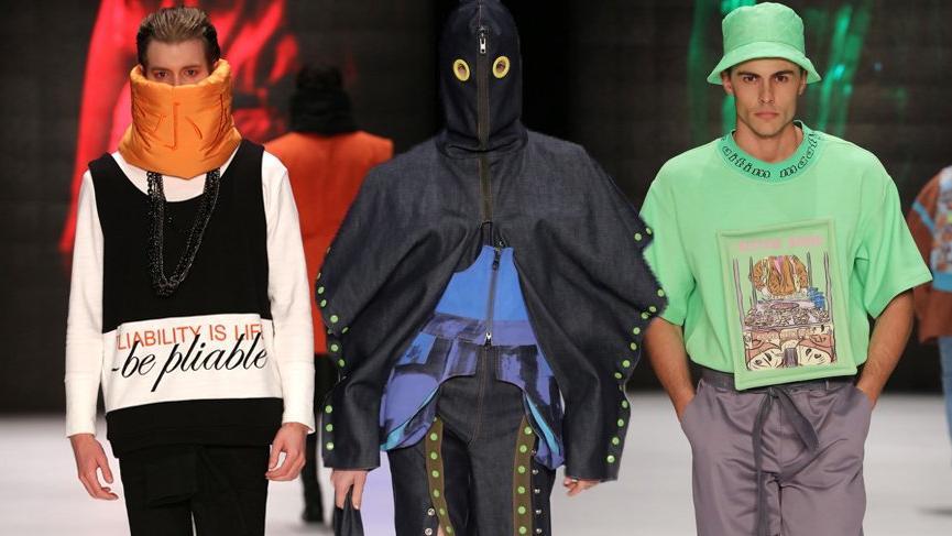 İstanbul Moda Akademisi'nin (İMA) genç yetenekleri ikinci kez podyuma çıktı