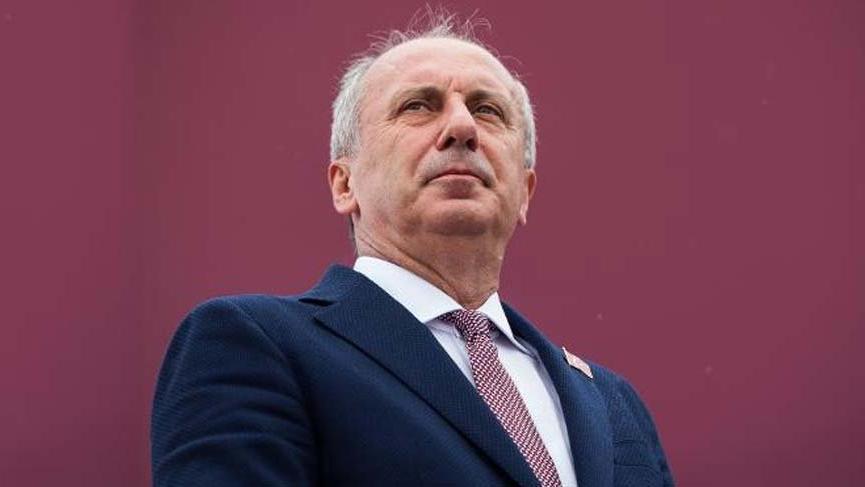 Muharrem İnce'den Erdoğan, Yıldırım ve Gül'e FETÖ göndermesi | Son dakika haberi