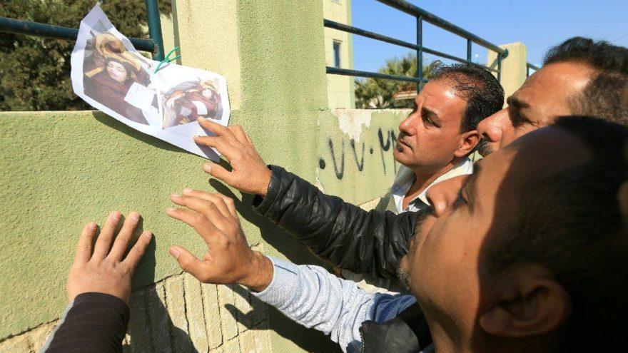 Irak'ta kan donduran kare: Morgdan çekilen fotoğrafla tespit ediyorlar
