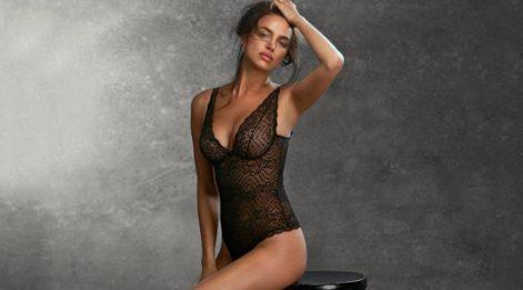 Irina Shayk ünlü markanın 'İpek' koleksiyonunun yüzü oldu