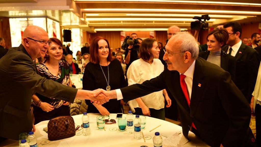 İmamoğlu: 'İstanbul'un ihmal edilmiş sanat damarlarını açacağız'
