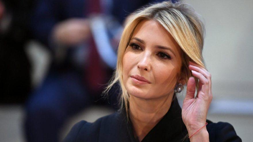 Ivanka'dan soğuk duş: Trump'ın kızı olmak zor değilmiş gibi…