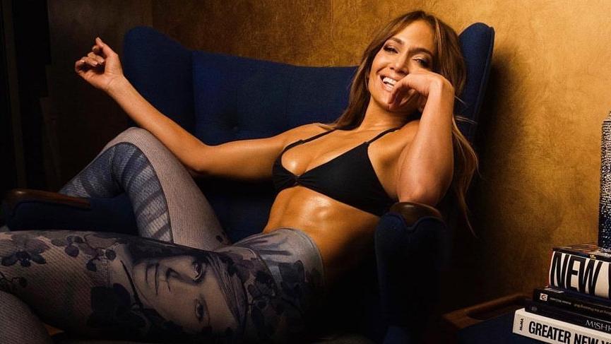 Jennifer Lopez'in taytlarının sırrı ortaya çıktı