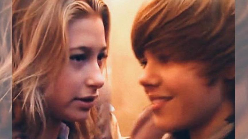 Justin Bieber ve Hailey Baldwin'in 10 yıl önceki ilk tanışma anları ortaya çıktı