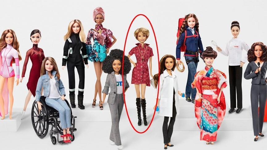 Barbie, Gülse Birsel ile birlikte 60 başarılı kadının bebeğini yaptı