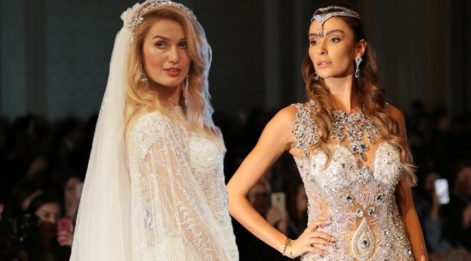 Tuğba Özay'dan ilginç istek: 'Boşanma kıyafeti yapın, o da beyaz olsun'