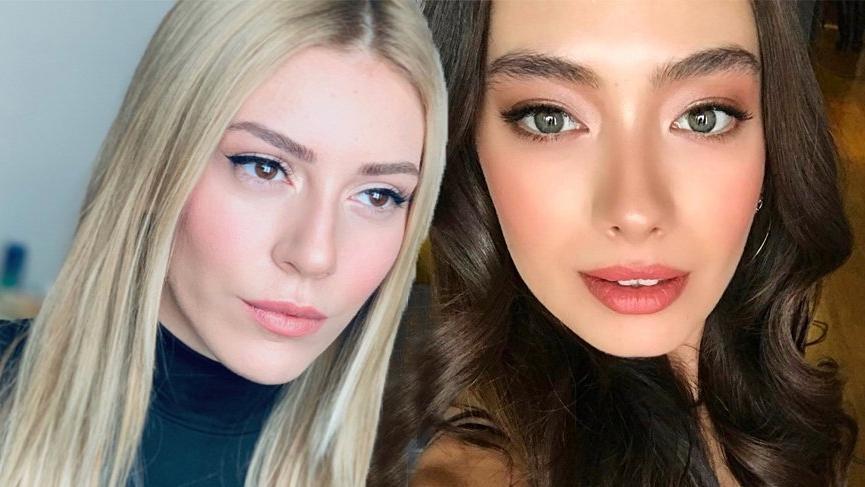 2019'un trendi; Blok göz makyajı