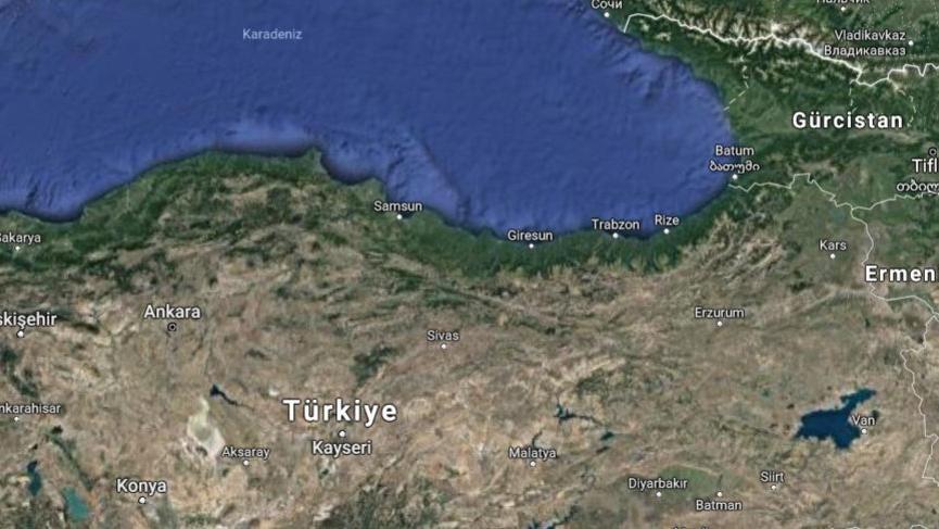 TSK'dan Karadeniz'deki 5 ile füze uyarısı!