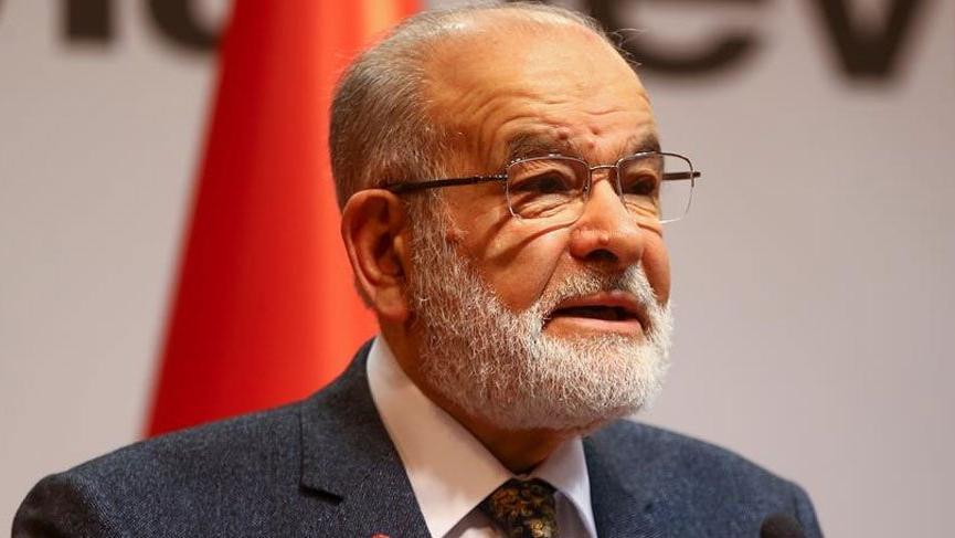 Karamollaoğlu: Ak Parti yoruldu artık ülkenin problemlerine çözüm üretemiyor