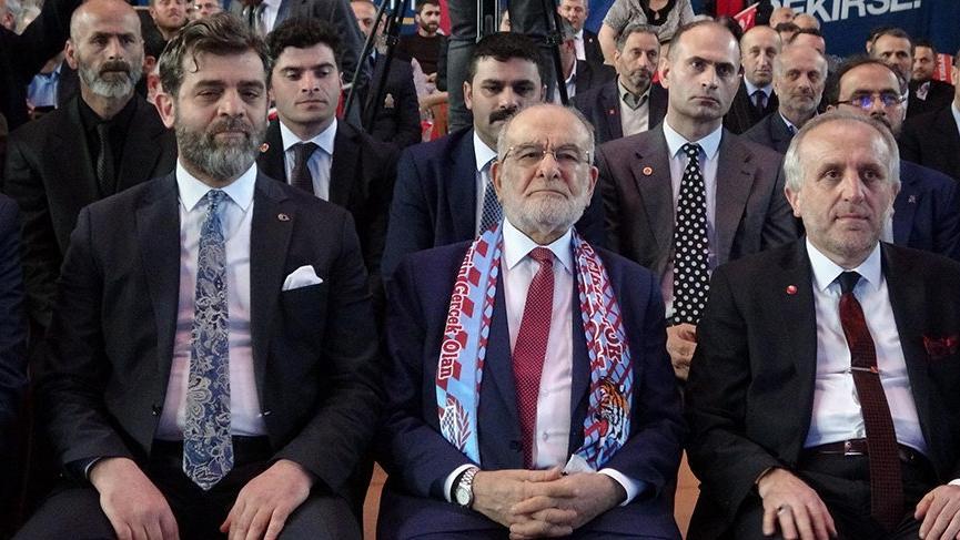 Karamollaoğlu: Erdoğan kimin oyuna talipse ben de o oylara talibim