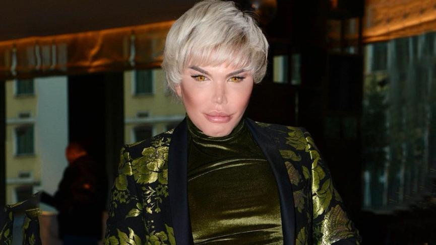 Ken Bebek Rodrigo Alves Mercedes Benz Fashion Week Istanbul'da