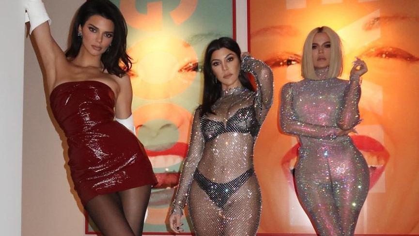 Khloe Kardashian'ın photoshoplu poposu sosyal medyada alay konusu oldu