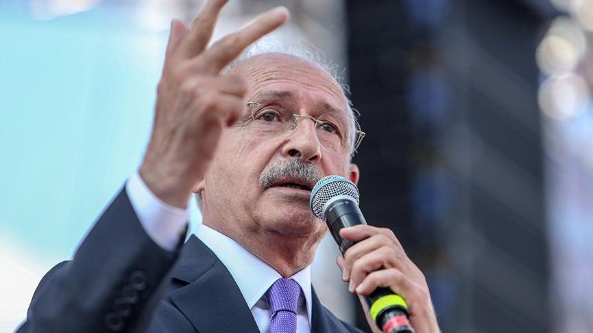 Kılıçdaroğlu: İdamım için kanun getireceklermiş, getirmezseniz namertsiniz