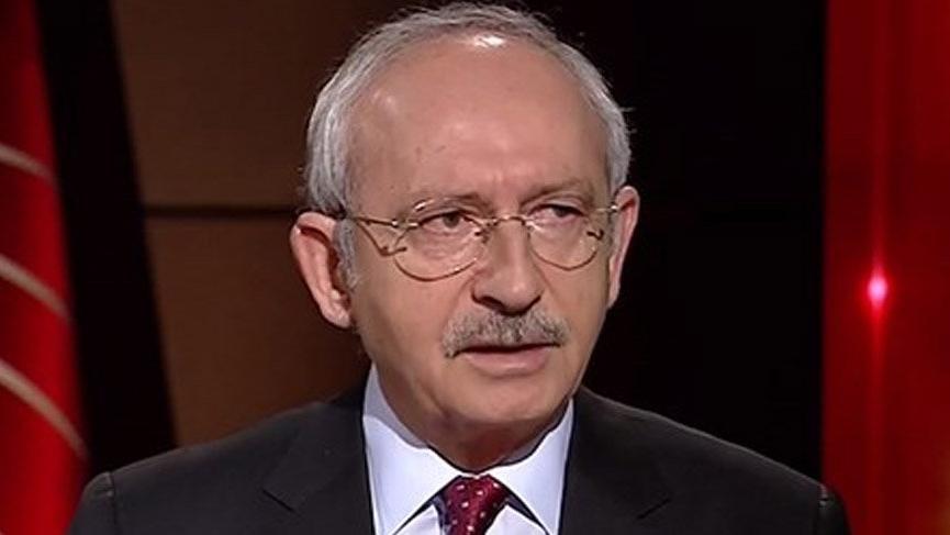 Kılıçdaroğlu'ndan soğan kuyruğu eleştirisi
