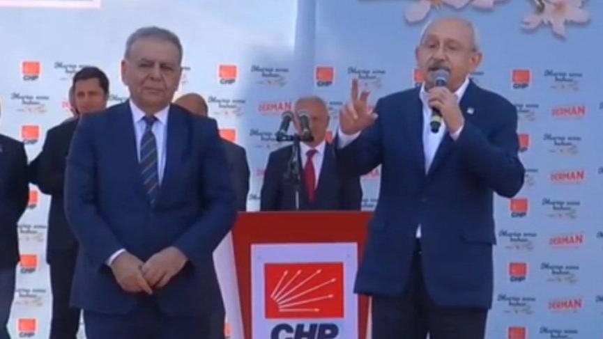 Kılıçdaroğlu'ndan Kocaoğlu'na teşekkür