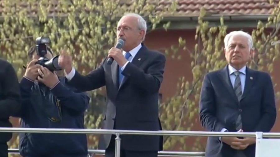 Kılıçdaroğlu Şişli'de konuştu: Oyları bölmeyin