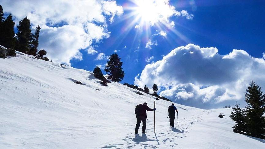 Fotoğraf tutkunlarının gözdesi Küpe Dağları