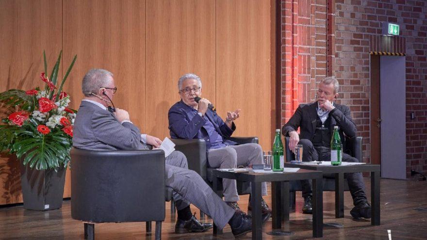 Nürnberg Türkiye Film Festivali'nin konuğu Zülfü Livaneli'ydi