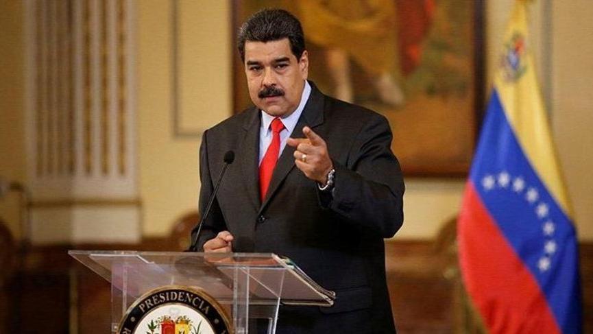 ABD'den Venezuela'ya yeni yaptırım!