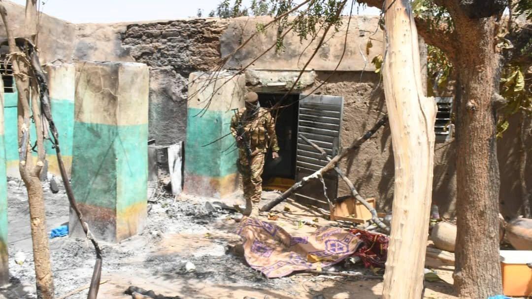Mali'deki köy saldırısında ölenlerin sayısı 154'e ulaştı