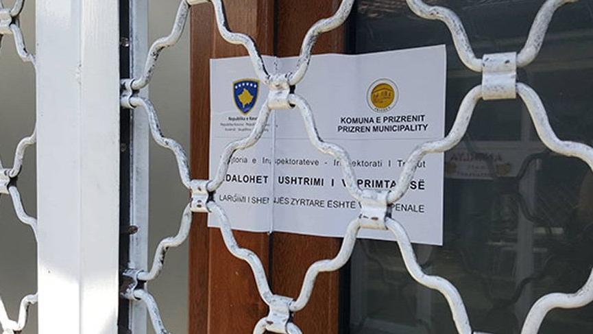 Kosova Meclisi'nden flaş karar! Kapatılıyor...