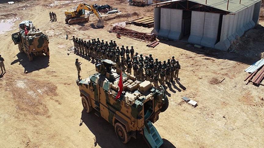 İdlib'te ilk devriye faaliyeti tamamladı