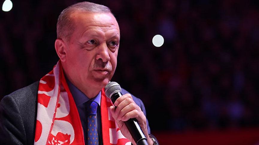 Cumhurbaşkanı Erdoğan'dan Avrupa Parlamentosu'na tepki!