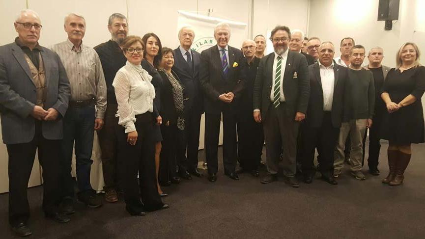 Vefalı'lar İzmir'de buluştu!