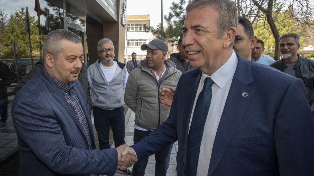 'Mansur Yavaş hakkında iddianame seçilmesine engel değil'