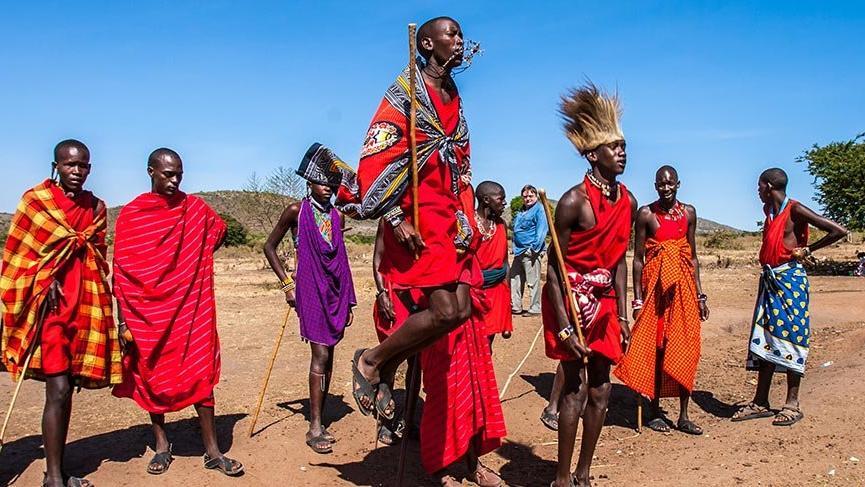 Müzikleri ile farklı bir deneyim oluşturan etnik danslar