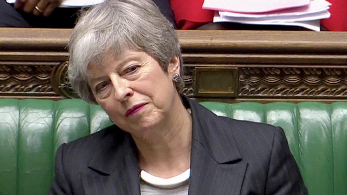 Son dakika... İngiltere Brexit'in ertelenmesini istedi