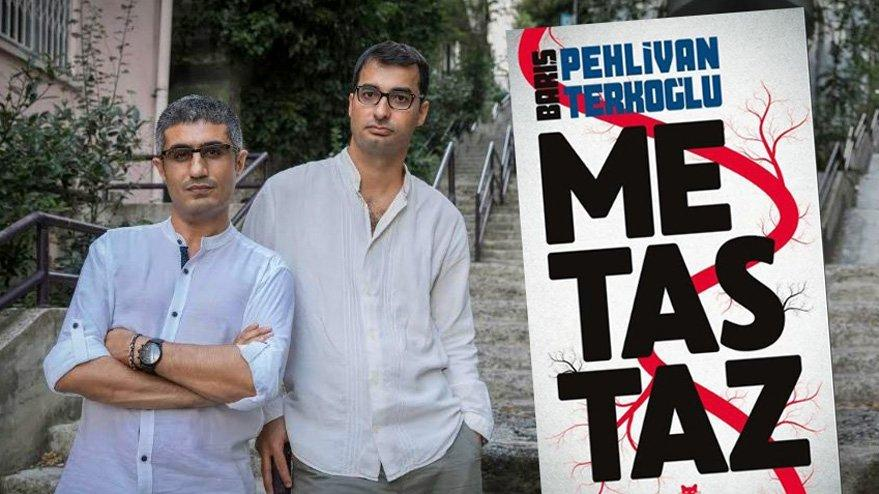 """Barış Pehlivan: """"Umarız bu kitabın devamını yazabilecek bir Türkiye'de yaşamayız"""""""