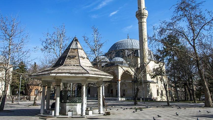 Mimar Sinan'ın Ankara'daki tek eseri: Cenab-ı Ahmet Paşa Camii
