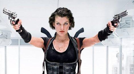 Resident Evil'da Milla Jovovich'in karakterinin adı nedir?