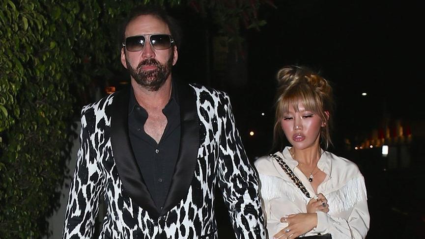 Nicolas Cage'in evliliği dört gün sürdü