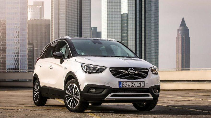 Dizel otomatik Opel Crossland X kaç para?