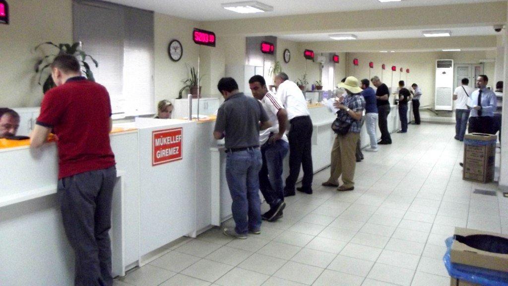 Vergi dairesi çalışma saatleri ne zaman?