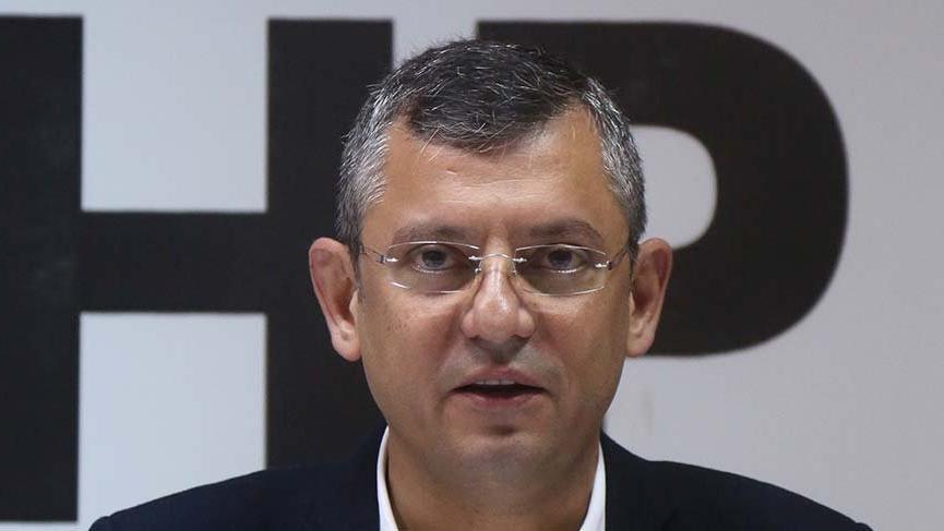 CHP'li Özel: 31 Mart'ta büyük anket var