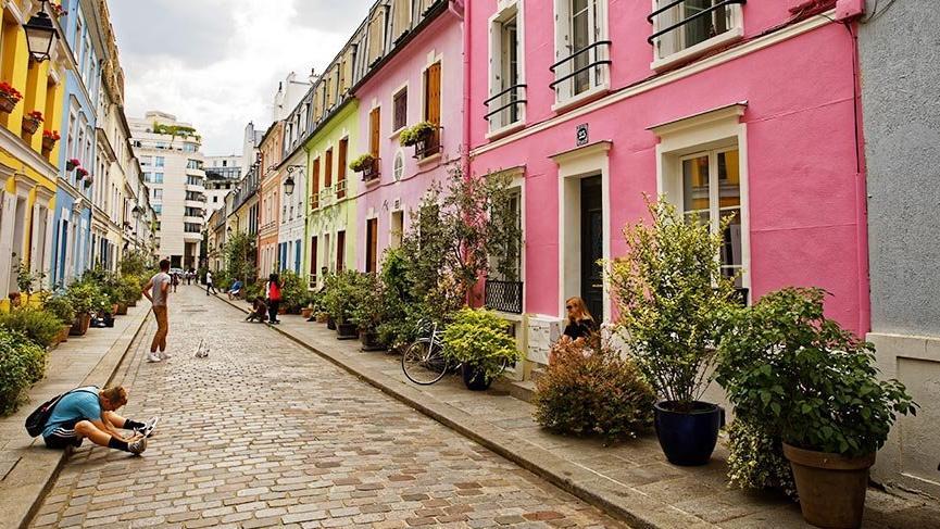 Paris'te Cremieux Sokağı sakinleri: Instagramcı istilasından bıktık
