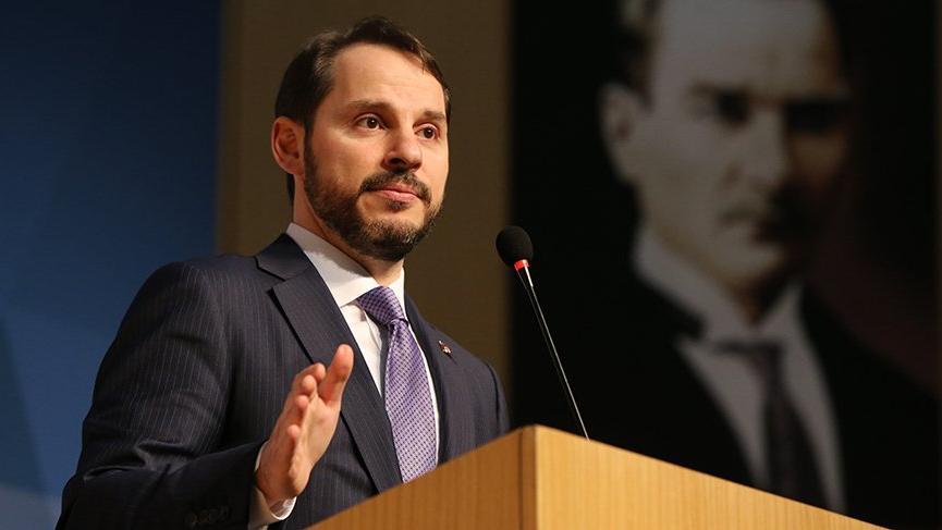 Bakan Albayrak'tan konkordato açıklaması