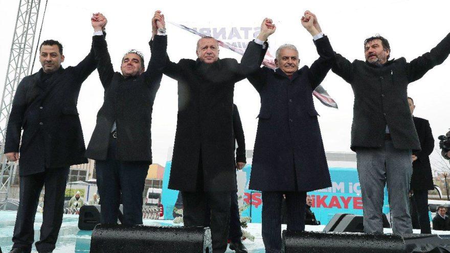Cumhurbaşkanı Erdoğan'dan yoğun İstanbul programı