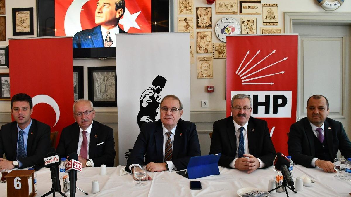 CHP'li Öztrak: Seçim şartlarına aykırı süreç yaşıyoruz