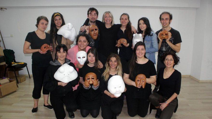 'Mask'ın büyüsü İzmir'i sardı